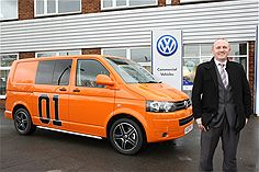 The Dukes of Hazzard Volkswagen Transporter