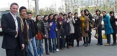 cLc Teachers in China