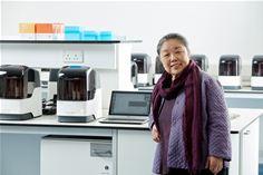 UK scientist Helen Lee 1