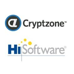 Cryptzone and HiSoftware