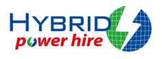 Hybrid Power Hire logo