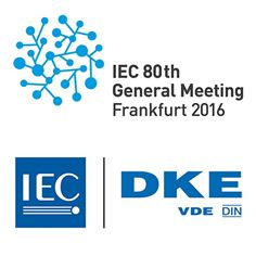 IEC 80th General Meeting, Frankfurt 2016