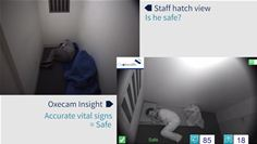 Oxehealth technology revolutionises detainee care for safer custody
