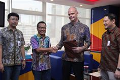 Telkom Indonesia Appoints HAUD