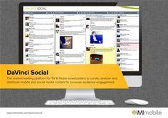 IMImobile's DaVinci Social