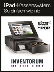 INVENTORUM joins Star Micronics at EuroCIS 2018
