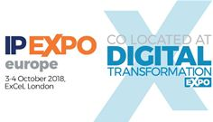 IP EXPO Europe 2018, co-located at Digital Transformation EXPO