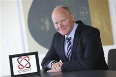 Ian Glover, President of CREST International