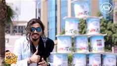 Ibrahim Farouk on hit prank show Khod Aqolak