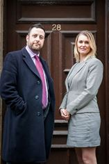 Joanne Whitehead And Damien Dobson – Senior Solicitors with JWP Solicitors