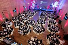 Iskratel hosted 250 guests from 21 countries for its 70th anniversary gala