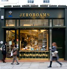 Jeroboams shop