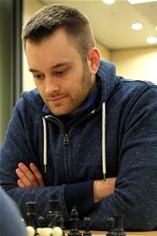 Chess Master John Bartholomew