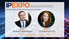IP EXPO Manchester Keynote Speakers