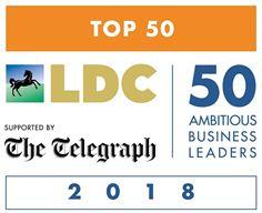 LDC Top 50 logo