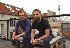 Lano founders Aurel Albrecht and Markus Schuenemann