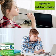 Laptops for Lockdown Website Post