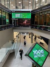 Genmed identified in London Stock Exchange Group's '1000 Companies to Inspire Britain' 2019 report