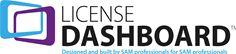 License Dashboard logo