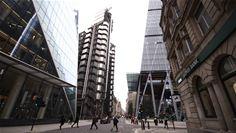 The Lloyds Building, London