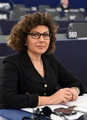 MEP Michela Giuffrida