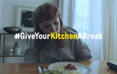 #GiveYourKitchenABreak