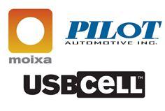 Moixa & Pilot logos