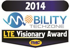 LTE Visionary Award