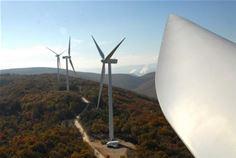 Marsanne Wind Farm France
