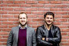 Max Ellberg & Axel Diurson at Newgen Distribution AB