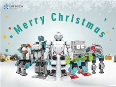 Merry Christmas from UBTECH
