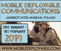 Mobile Deployable Communications Conference