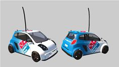 MotorStorm RC car