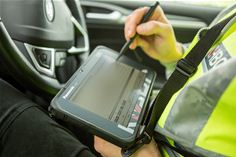 NHBC equipped with Panasonic TOUGHBOOK M1 tablets