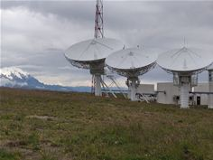 The Amachuma Ground Station, Bolivia
