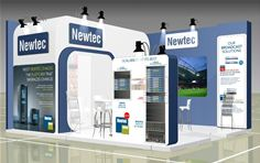 Newtec Booth