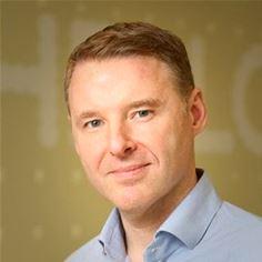 Noel Hamill, CMO, Confirmit