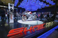 Noodoe EV OS unveiled alongside KYMCO SuperNEX at Tokyo Motorcycle Show