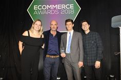 Nosto is a double winner at the eCommmerce Awards for Excellence 2018