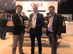 OKI Europe Awarded BLI 2018 Pick Award