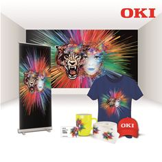 OKI Europe at FESPA 2019