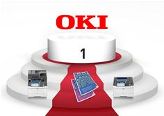 OKI voted the most Popular Printer Brand in Germany