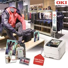 OKI Europe C800 Series