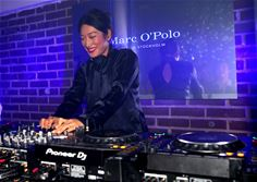 MARC O'POLO celebrates its ORGANIC LAUNCH PARTY with Peggy Gou in Stockholm