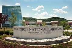 Oak Ridge Laboratory, US Dept of Energy