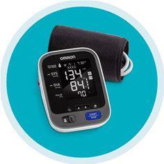 Omron 10 Series plus Bluetooth Smart Heart Monitor (BP786)