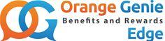 Orange Genie Edge logo
