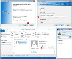 Outlook Integration - VoIPstudio's Softphone Integration With Outlook