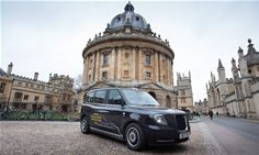 ODS to provide electric Black Cab servicing in Oxford