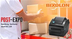 BIXOLON at POST-EXPO 2018